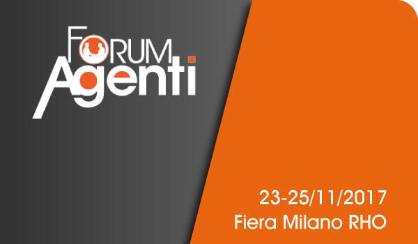 Forum Agenti 2017, Milano