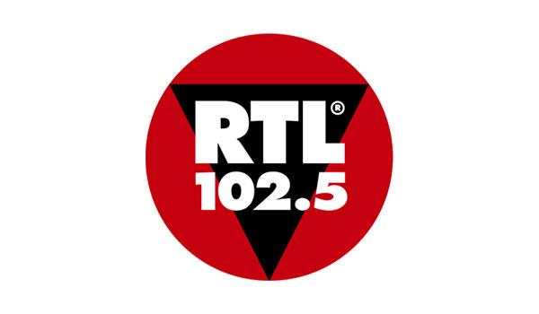Banner Logo RTl 102.5